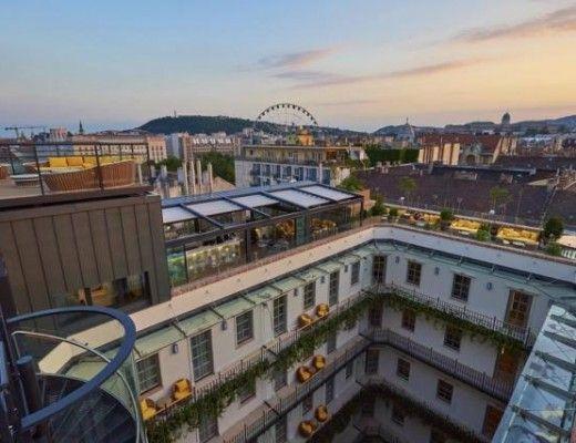 Ismét rangos helyezést ért el az Aria Hotel Budapest