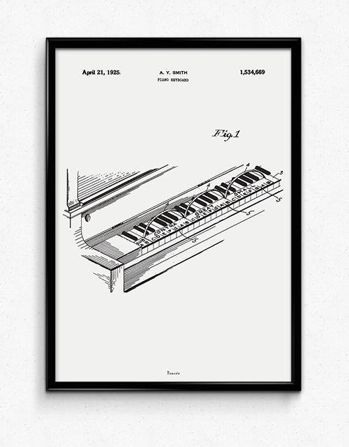 Piano - Available at www.bomedo.com