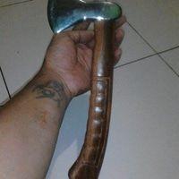 kapak handmade baja per tronton