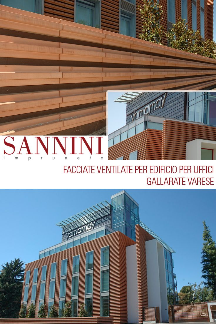 CURTAIN WALLS FOR BUILDING FOR OFFICED TO GALLARATE VARESE The construction is located strategically in the city of Gallarate (VA) - Italy, long an high traffic road ... http://www.sannini.it/post/news-single-028-en.html www.sannini.it/index-en.html  L'edificio è situato in posizione strategica nella città di Gallarate (VA)  che conduce all'aeroporto di Milano... http://www.sannini.it/post/news-single-028.html #facciate ventilate #parete #cotto #archituttura #architecture…