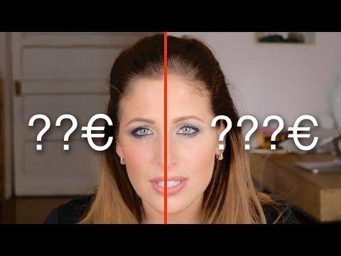 METÀ FACCIA CHALLENGE: PRODOTTI COSTOSI CONTRO ECONOMICI CHI VINCERÀ? - YouTube