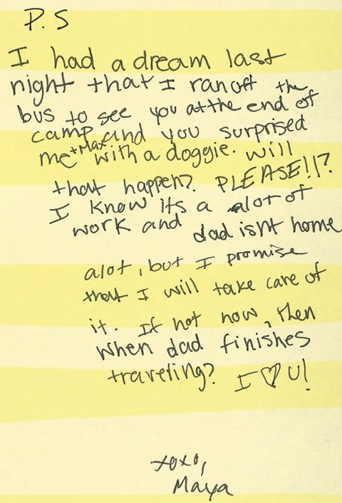Best Letters From Camp Images On   Honesty Loyalty
