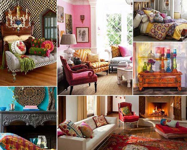 Idee per una casa colorata #homedecor #design