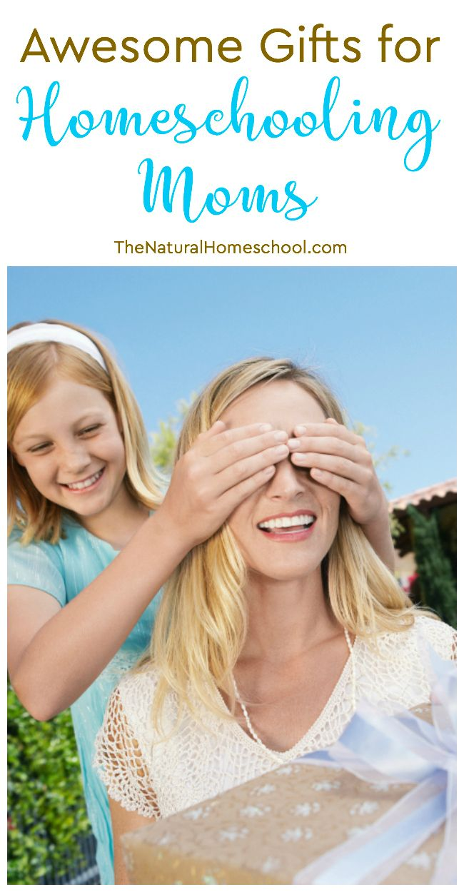 Thoughtful Gifts For Homeschooling Moms Homeschool Tot