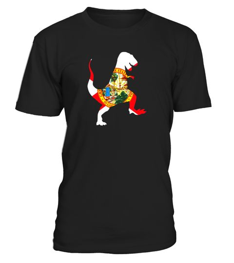 "# STATE OF FLORIDA FLAG T-Rex Dinosaur Fun Novelty T-Shirt .  Special Offer, not available in shops      Comes in a variety of styles and colours      Buy yours now before it is too late!      Secured payment via Visa / Mastercard / Amex / PayPal      How to place an order            Choose the model from the drop-down menu      Click on ""Buy it now""      Choose the size and the quantity      Add your delivery address and bank details      And that's it!      Tags: STATE OF FLORIDA FLAG…"