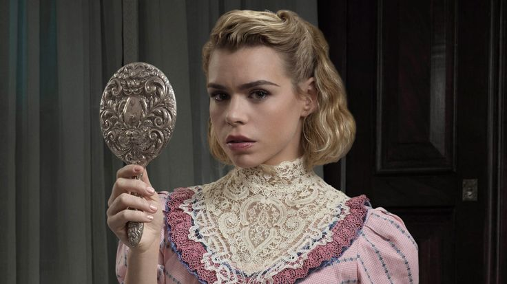 Penny Dreadful TV Series Billie Piper Lily