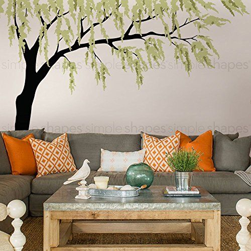 92 best MIRRORS WALL DECALS AND ART OH MY images on Pinterest