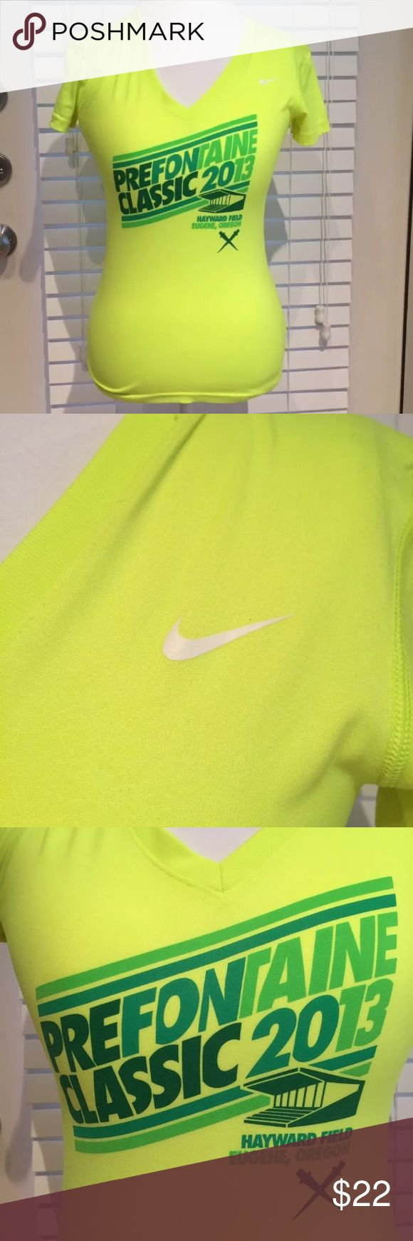 Women's Nike Prefontaine Classic 2013 Top Size XS Great Quality, Very Soft!! Nike Tops Tees - Short Sleeve