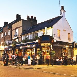 London Neighborhood Walk: East End | Travel + Leisure