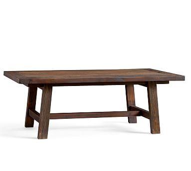 Bartol Reclaimed Pine Coffee Table Large