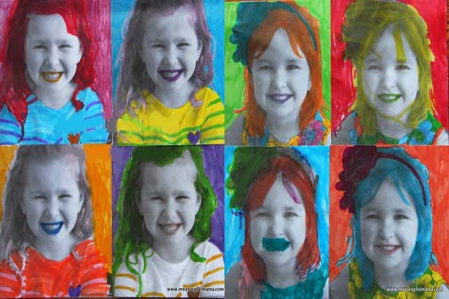 andy warhol nens - Cerca amb Google