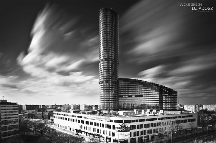 """Poland, Wroclaw, """"Sky Tower"""" by Wojciech Dziadosz"""