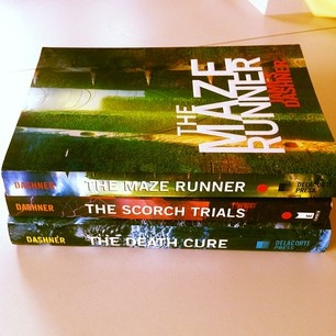 maze runner trilogy: James Of Arci, The Maze Runners, James Dashner, Hunger Games Series, Maze Runners Series, Book, Runners Trilogy, The Hunger Game, Maze Runner Series