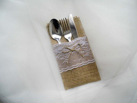 I Designed This Rustic Silverware Holder To Serve As An Elegant