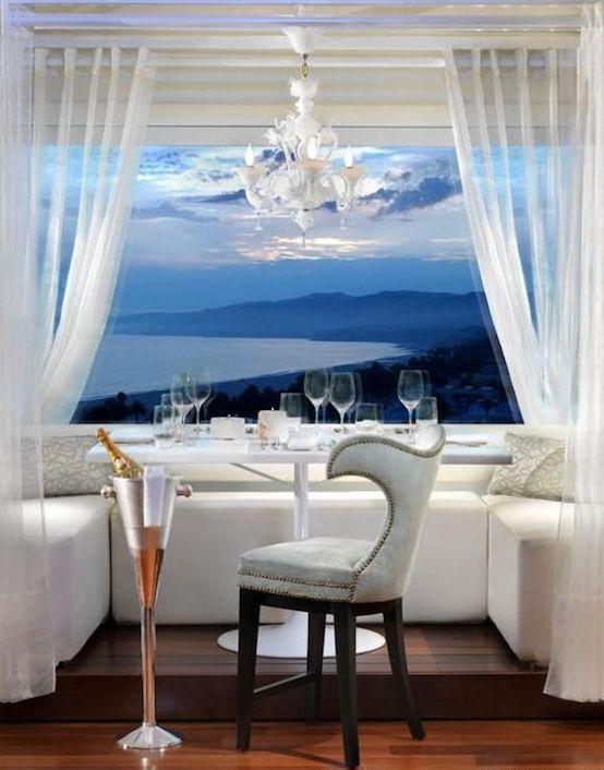 Penthouse at the Huntley Hotel, Santa Monica   via : PD  Editorial Director : Alexander ᴬᴰ www.alexander.co #Beautiful #Nature #Entertainment #Animal #Style #Tattoos #Funny #DIY