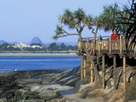 Caloundra Coastal Walk - Things To See and Do - Sunshine Coast - Queensland Holidays