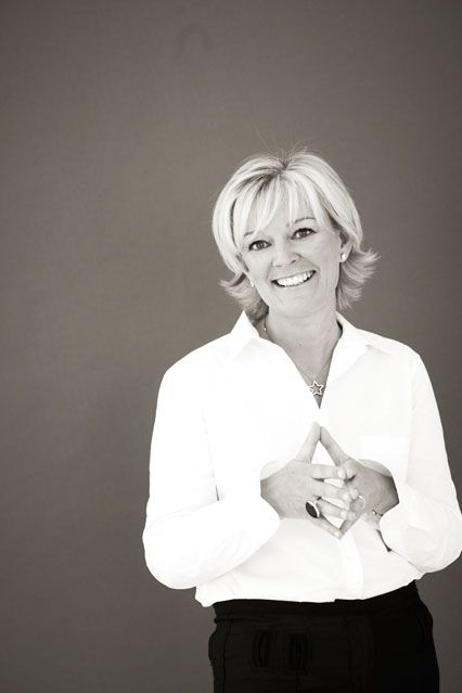Jo Malone started out as a facialist before starting up her own fragrances and perfume business. She sold to Estée Lauder in 1999 before creating a second line - Jo Loves - in 2011