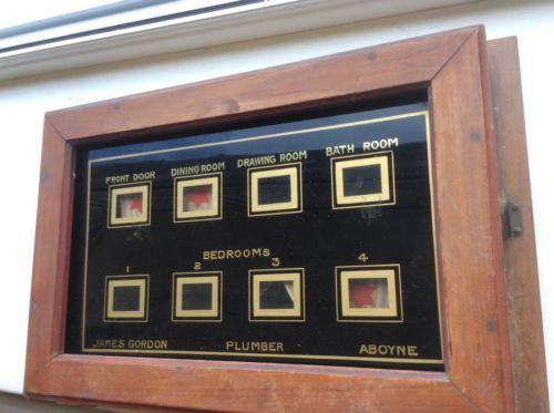 Antique-Scottish-James-Gordon-plumber-Aboyne-Aberdeen-servants-butlers-bell-box