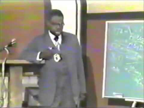 Dr. Yosef Ben Jochannan - The African Origin of Christianity Christmas & Christianity.