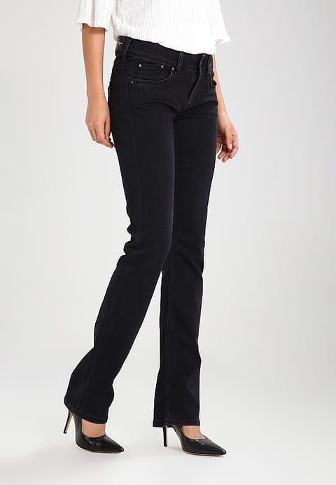 Kleding Pepe Jeans SATURN - Straight leg jeans - wa2 Zwart denim/blackdenim: € 109,95 Bij Zalando (op 1-7-17). Gratis bezorging & retour, snelle levering en veilig betalen!