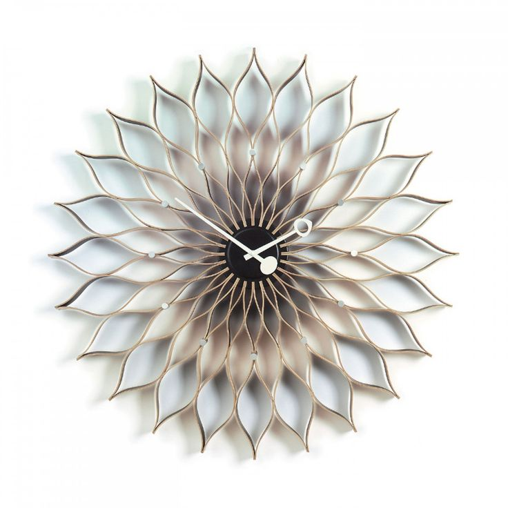 Sunflower Wall Clock by George Nelson for Vitra