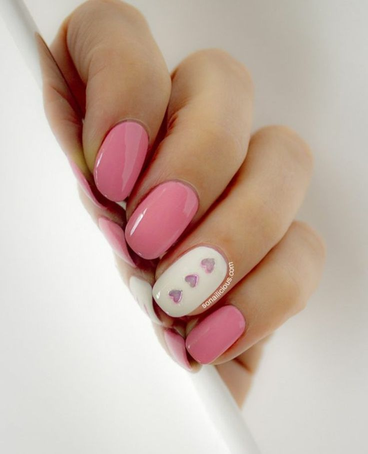 25 best ideas about ongles saint valentin sur pinterest - Ongles decores pour la saint valentin enidees ...