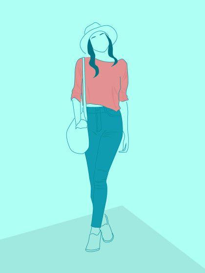 Man muss nicht unbedingt mit Endlosbeinen geboren sein. Wir verraten euch die Fashion-Tricks, mit denen ihr euch richtig lange Beine tricksen könnt.