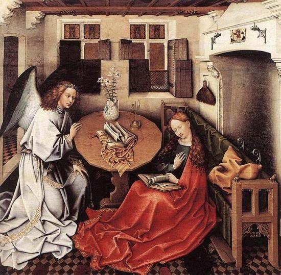 Робер Кампен или Жак Даре 1420