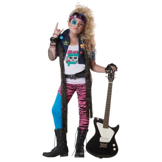 80s punk rocker halloween costume - Halloween Punk Costume