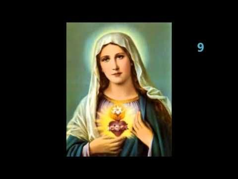 Complete holy rosary in form of gregorian chants youtube