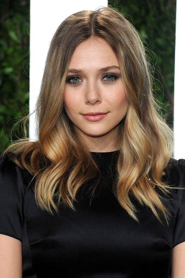 hair color and cut?