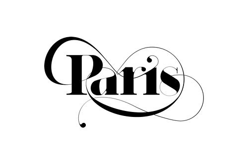 Paris New Typeface by Moshik Nadav TypographyLogo, Paris Typeface, Moshik Nadav, Nadav Typography, Moshiknadav, Graphics Design, Fonts, Types, Letters