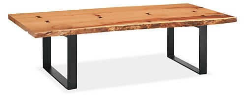 Chilton Cocktail Table in Cherry - Cocktail Tables - Living - Room & Board