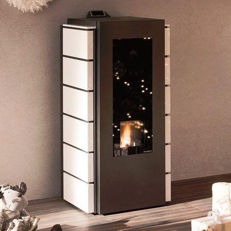 7 best Brown Wood Pellet stoves and Interior Design Inspiration ...