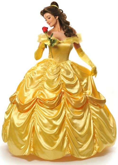 Belle!! :D  This is like perfection! To me, this is the actual Belle made real from animation! Beautiful!!