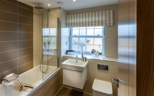 New Homes For Sale In Ascot Berkshire From Bellway Homes Bathrooms Pinterest Lighting