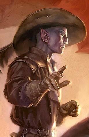 Шляпа пирата темный эльф