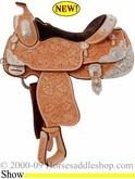 Billy Cook Show saddles.  #Billycook #saddles #horses