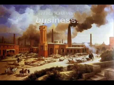 A New Industrial Revolution (Condensed Version) - great 10 minute video set to music kids will recognize. Q and A format
