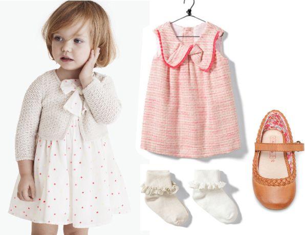 zara baby girls collection