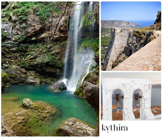 Kythira mysteries