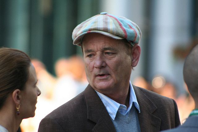 Bill Murray, David Letterman, and the Irish Christening Gown | Patheos