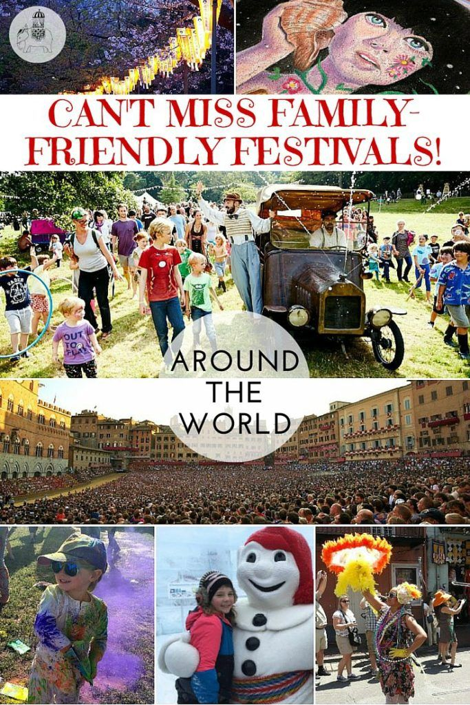 One of the best ways for kids to experience a new country or city is to witness a local festival or event. Often steeped in tradition, these unique cultural experiences offer families a glimpse into local lives that you might not witness otherwise. They can often be the thing that children remember most from a holiday. Here, 14 family travel bloggers share their favourite family-friendly festivals from around the world.