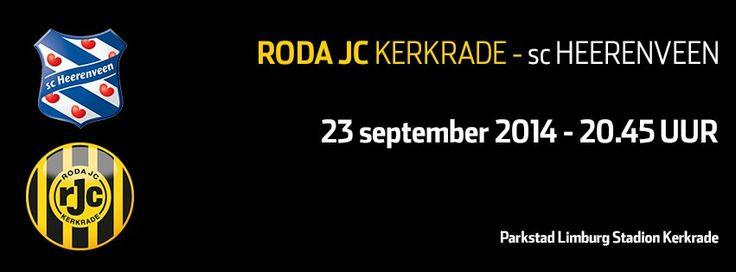 Roda JC Kerkrade - SC Heerenveen
