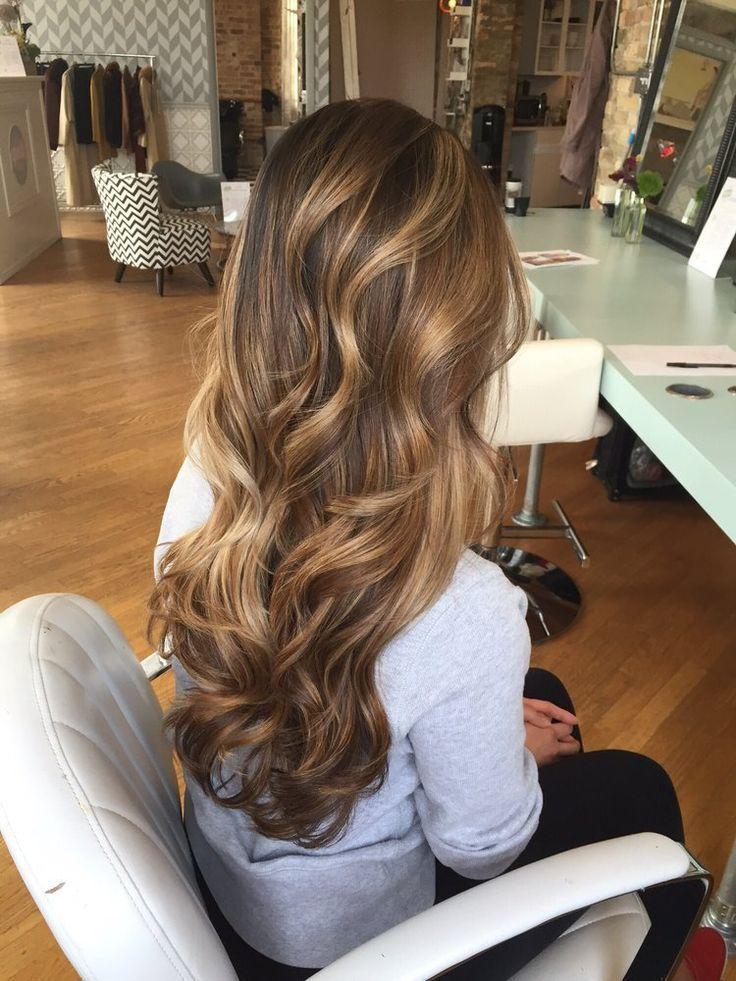 Image result for caramel brown hair