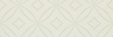 Adele (110116) - Harlequin Wallpapers - A pretty geometric design with a small duck egg dotted outline - showing in cream, other colour ways available. Please request a sample for true match. Paste-the-wall product.