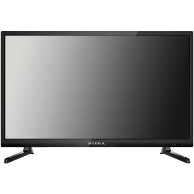 """ЖК телевизор Supra 24"""" STV-LC24T740FL (STV-LC24T740FL)  — 9692 руб. —  Телевизор ЖК 24'' Supra/ 24'', LED, Full HD, DVB-T2/C"""