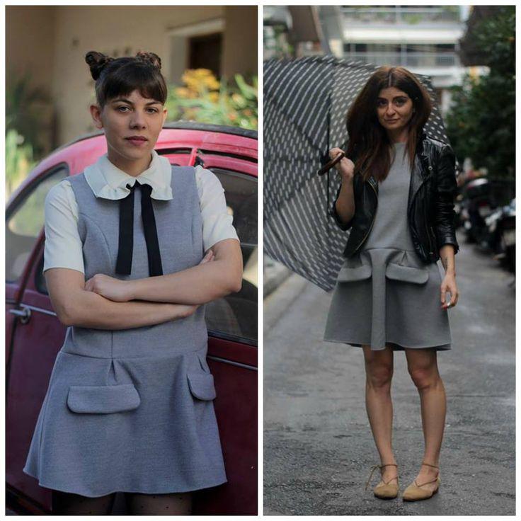 """Moses"" mini dress & ""Miriam Penansky"" shirt// Karavan Clothing AW2015-16 #karavanclothing #karavan"