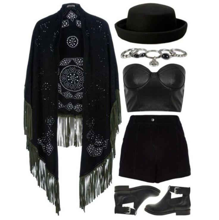 Pinterest: @MagicAndCats ☾ Bohemian goth
