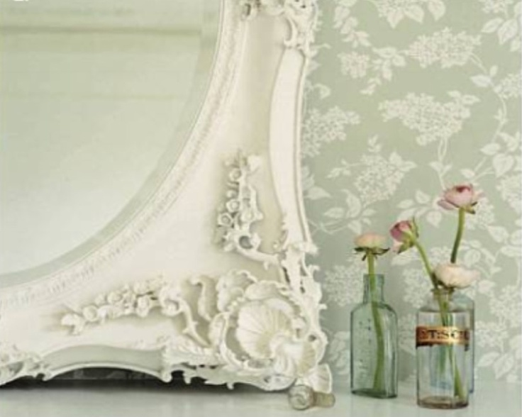 laura ashley wallpaper - Laura Ashley Interiors